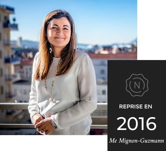 Histoire de l'étude notariale Pieroni Mignon-Guzmann 2016